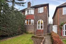 semi detached property for sale in Watford Road...