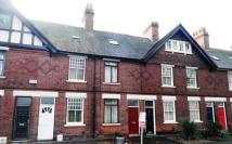 Terraced property in St. Pauls Road, Derby...