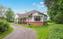 4 bedroom Detached Bungalow for sale in Deers Leap, Ulceby Cross...