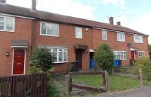 3 bed Terraced property for sale in Dalbury Walk, Littleover...