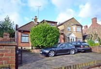 Bungalow in Latchett Road...