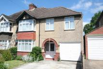 4 bed semi detached property in CORNWALL ROAD, SALISBURY...