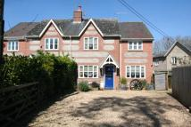 3 bed semi detached property in BROADCHALKE, SALISBURY...