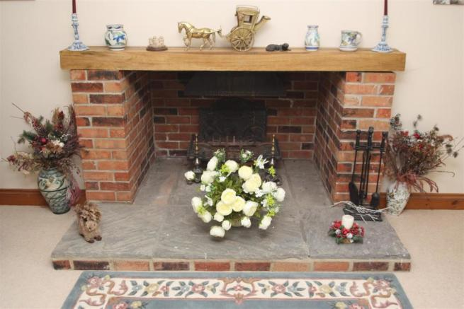 Holme Farm-fireplace