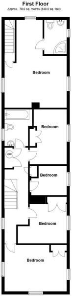 The Cottage-floorpla