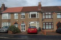 Terraced house for sale in Clovelly Road...