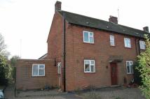 3 bed semi detached property to rent in Vicarage Road, Southwell