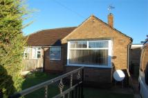 2 bedroom Semi-Detached Bungalow in Silvey Avenue, Southwell