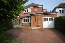Detached home in Sheepwalk Lane, Notts
