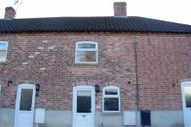 Cottage to rent in Easthorpe, Southwell