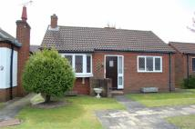 2 bedroom Detached Bungalow in Leeks Close, Southwell
