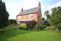 Detached home in Crew Lane, Southwell