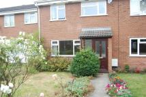 Terraced house in Kings Court, Southwell