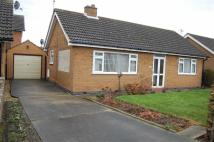 2 bedroom Detached Bungalow in Park Road East, Calverton