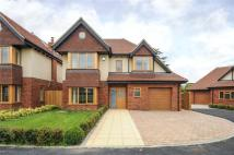 new house for sale in Hambleton Close...