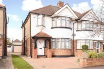 semi detached home for sale in Fairfield Avenue...