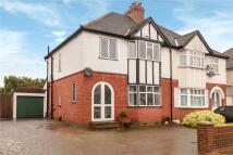 semi detached home for sale in Swakeleys Road, Ickenham...