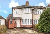 semi detached property in Mount Park Road, Pinner...