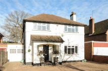 Detached home for sale in Park Avenue, Ruislip...