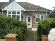 2 bedroom Bungalow to rent in Percival Road...
