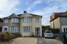 3 bedroom semi detached house in Ashton Drive...