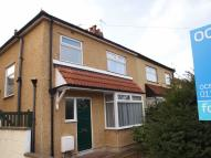 semi detached house for sale in Wootton Road, St Annes...