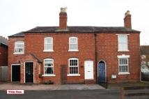 Terraced home in Central Road, Bromsgrove...