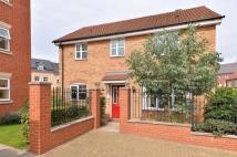3 bedroom Detached house in Railway Walk, Bromsgrove...