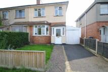 3 bed semi detached home in Northwick Road, Horfield...