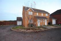 2 bedroom semi detached home in The Sidings, Filton...