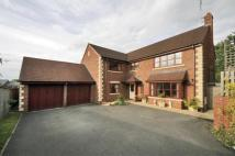 Detached home in The Stewponey, Stourton...