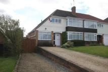 semi detached house in Horsham Avenue, Wordsley...