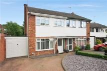 semi detached home for sale in Willow Close, Hagley...