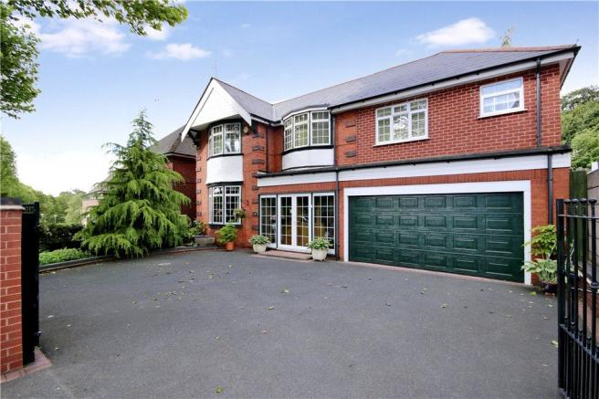 5 bedroom detached house for sale in the broadway dudley