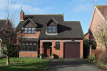 4 bed Detached home for sale in Dugard Way, Droitwich...