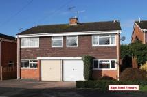 4 bedroom semi detached home for sale in The Parklands, Droitwich...