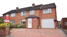 4 bedroom semi detached home in Woodhall Close...