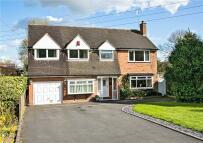 4 bedroom Detached house in New Road, Cutnall Green...