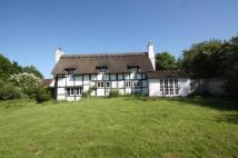 3 bed Detached house for sale in Cradley, Malvern...