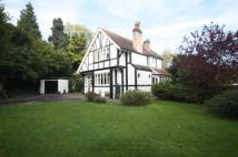 Detached house in Somers Road, Malvern...