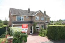 4 bedroom Detached house in Charles Way, Malvern...