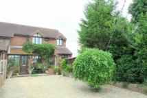 semi detached home for sale in Barton Stacey...