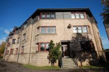 Flat for sale in Glasgow Road...