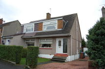 semi detached property for sale in Romanhill Road, Hardgate...