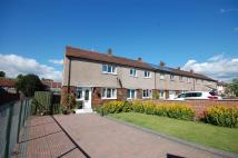 End of Terrace home in Beeches road, Duntocher...