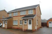 3 bedroom semi detached property in Bute Place...