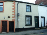 Terraced house in Lowergate, Clitheroe