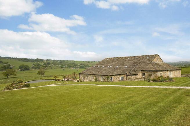 10 Bedroom Barn Conversion For Sale In Ightenhill Park Lane