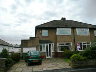3 bed semi detached house in Pendle Road...