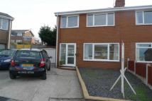 semi detached property to rent in Birkdale Close...